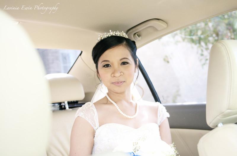 Toronto bridal makeup artist